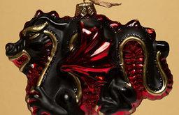 Black Dragon Ornament