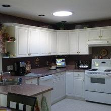 my kitchen updates