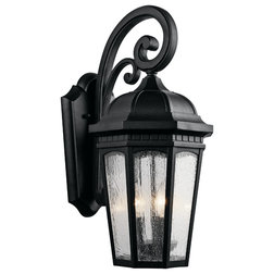 Mediterranean Outdoor Wall Lights And Sconces by Kichler