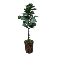 Uttermost Carica Fiddle Leaf Fig Tree