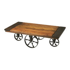 Butler Specialty Company - Wagon Cocktail Table - Multi-Color - Coffee Tables