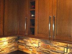Rockglen / Woodharbor cabinets