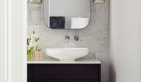 Room of the Week: An Elegant Ensuite With Exquisite Detailing