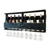 Blackjack Top Shelf Wine Rack