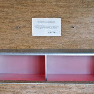 Outdoor Aluminum kitchen cabinets by Aluniq