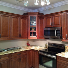 Apex Kitchen Cabinet And Granite Countertop