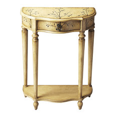 Attractive Butler Specialty Company   Butler Ashby Winter Forest Painted Console Table    Console Tables