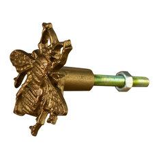 Decorative Bumblebee Drawer Knob