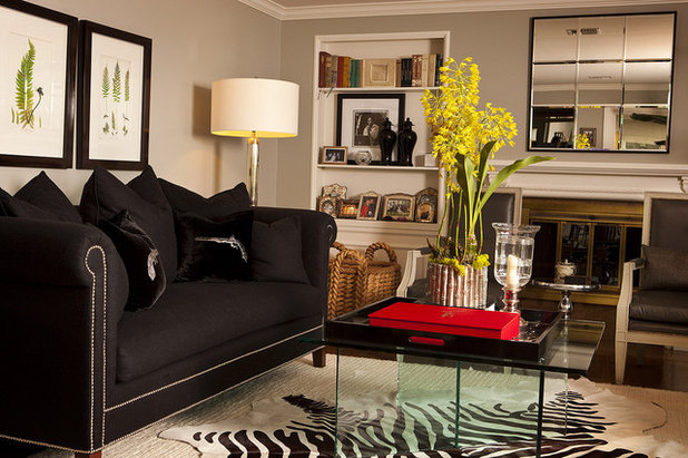 Living Room Designs With Brown Furniture 11 ways to create a bright space with dark furniture