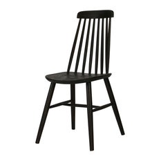 Windsor Espresso Dining Chair Set Of 2
