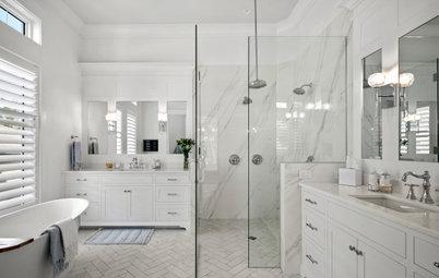 5 Big Takeaways From the 2021 U.S. Houzz Bathroom Trends Study