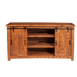 Industrial Entertainment Centers And Tv Stands by Martin Svensson Home