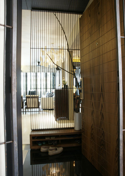 Industrial Entry by W2 Design