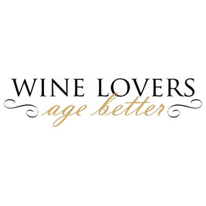 Decal Vinyl Wall Sticker Wine Lovers Age Better Quote Contemporary Wall Decals By Design With Vinyl
