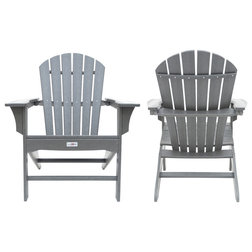Contemporary Adirondack Chairs by LuXeo USA