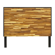 natural wood headboards  houzz, Headboard designs