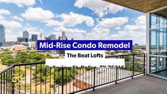 Mid-Rise Condo Kitchen Remodel Video