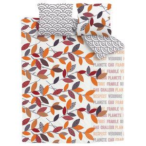 Petits Papiers Bedding Set, 240x260 cm