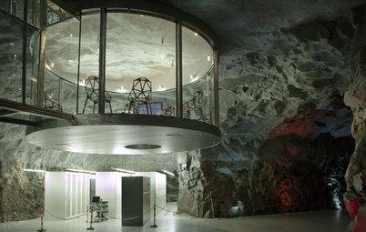 Titta in i Stockholms hemliga rum med Houzz