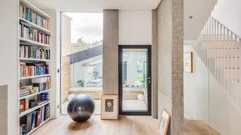 A modern minimalist home in Shepherd's Bush - London