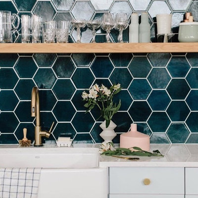 Contemporary  by Fireclay Tile