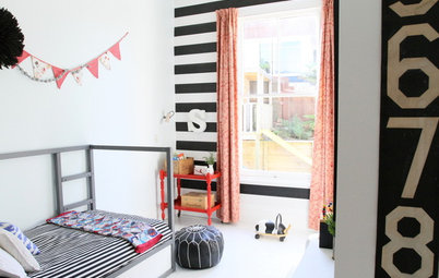 20 Ideas for a Hip and Creative Kids' Room