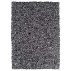 Tula Grey Rectangular Rug, 160x230 cm