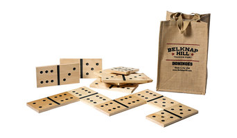 28-Piece Dominoes Lawn Game