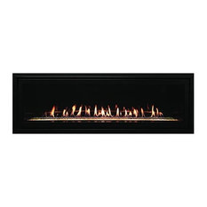 """Boulevard DV Linear 60"""" Multi-Function Fireplace, Natural Gas"""