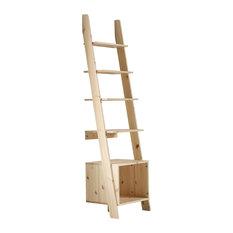 Vocal Ladder Shelf, Natural