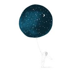 - 'Starlight' Print - Artwork