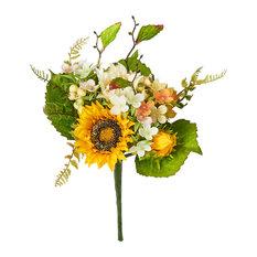 "Sunflower Berry Bush, 15"""