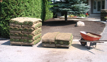 Sod Installation - Before