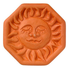 Terra Cotta Brown Sugar Saver, Sun