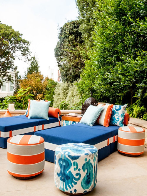 Katharine Webster Outdoor Furniture Collection - Patio Furniture And Outdoor Furniture