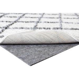 Safavieh Padding Collection PAD13 Rug, Grey, 6' X 9'