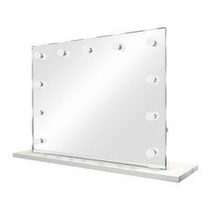 Isabella Makeup Mirror, Daylight, 60x80 cm