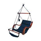 Hammaka Hammocks Nami Hanging Lounge Chair, Midnight Blue