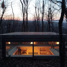 Architettura: 3 Metri x 3 da cui Contemplare il Bosco dei Colli Berici