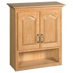 Custom Medicine Cabinet or Wall Cabinet - Traditional - Bath Products - Portland Maine - by Blue ...