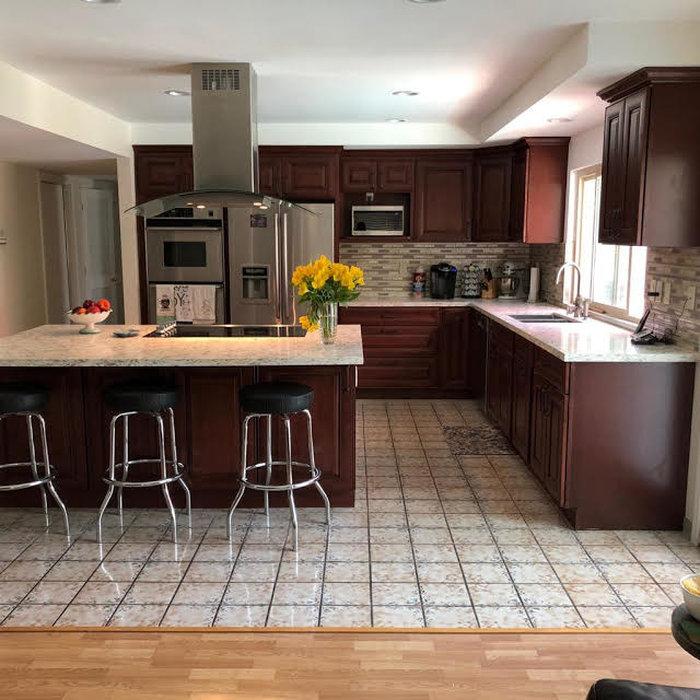 Kitchen remodel in Woodland Hills