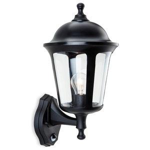 Boston Lantern Outdoor Wall Light With PIR