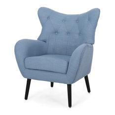 Samuel Fabric Accent Chair