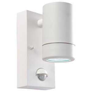 Icarus Single LED PIR Outdoor Wall Light