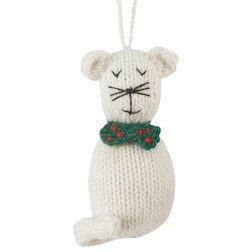 Contemporary Christmas Ornaments by Arcadia Home