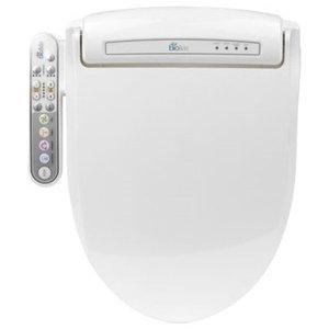Bio Bidet Bb 1700 Bliss Bidet Elongated White Toilet Seat