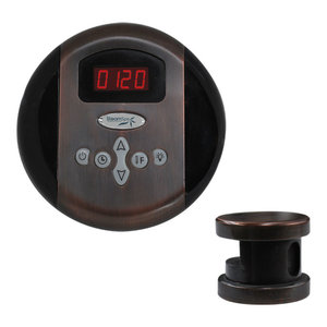 SteamSpa Oasis Control Kit in Oil Rubbed Bronze