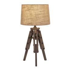 Benzara, Woodland Imprts, The Urban Port   Splendid Concord Table Lamp   Table  Lamps