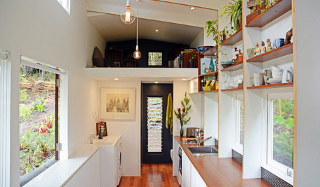 Houzz Tour: A Sub-tropical Tiny House Packed With Clever Design Ideas