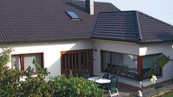 Hochwertige Dachbeschichtung - nachher